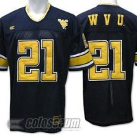 West Virginia Youth All Time Football Jersey
