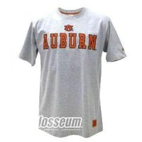 Auburn Campus Yard - Heather Grey S/s Tee