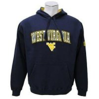 West Virginia Youth Automatic Fleece Hood