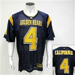 California Youth Colosseum Rivalry Printed Football Jersey - #4