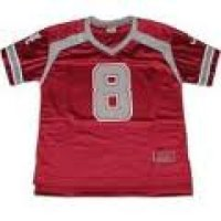 Alabama Kid's Football Jersey By Colosseum - #8
