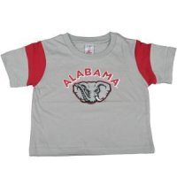 Alabama Infant Roadrunner Tee By Colosseum