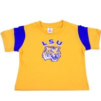 Lsu Infant Roadrunner Tee By Colosseum