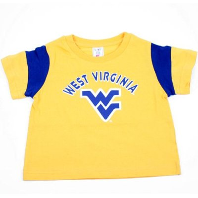 West Virginia Infant Roadrunner Tee By Colosseum