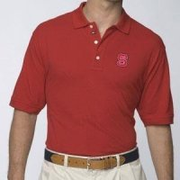 North Carolina State Tommy Hilfiger Club Polo