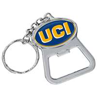 UC Irvine Anteaters Metal Key Chain And Bottle Opener W/domed Insert