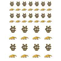 UC Irvine Small Sticker Sheet - 2 Sheets