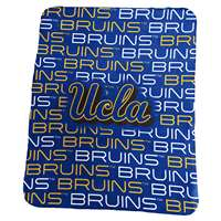 Ucla Classic Fleece Blanket