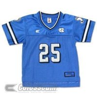 North Carolina Youth Charger Football Colosseum Jersey