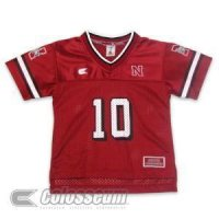 Nebraska Youth Charger Football Colosseum Jersey