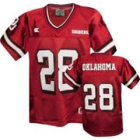 Oklahoma Youth Charger Football Colosseum Jersey