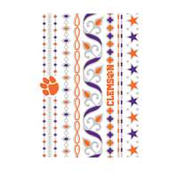 Clemson Tigers Jewelry Flash Tattoos