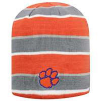c0174f23 ... Clemson Tigers Top of the World Reversible Disguise Knit Beanie ...