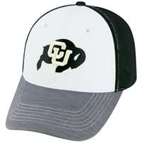 Colorado Buffaloes Top of the World Grip One-Fit Hat