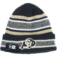 Colorado Buffaloes New Era Vintage Stripe Beanie