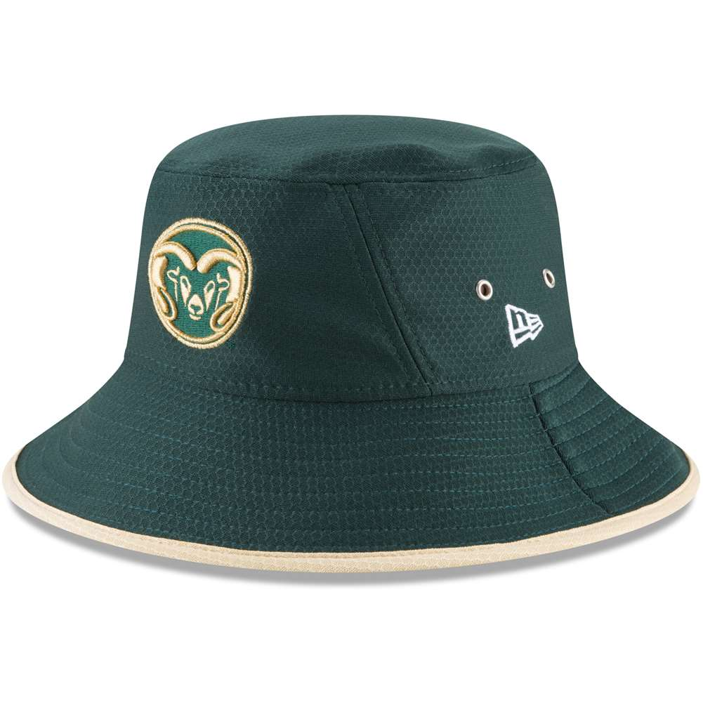 Colorado State Rams New Era Hex Bucket Hat - Green 9860f090002