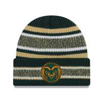 Colorado State Rams New Era Vintage Stripe Beanie