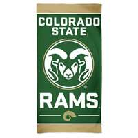 Colorado State Rams Spectra Beach Towel
