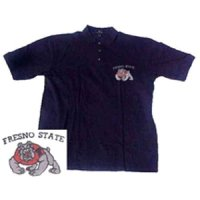 Fresno State Bulldogs Polo By Antigua
