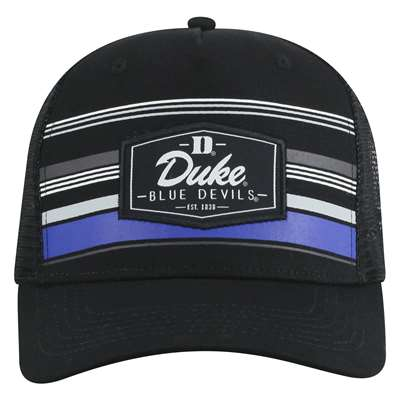 sneakers for cheap e57fe aaf95 Duke Blue Devils Top of the World Adjustable Route Trucker Hat