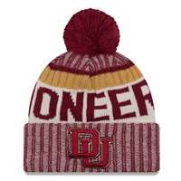 Denver Pioneers New Era Sport Knit Beanie