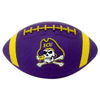 East Carolina Pirates Mini Rubber Football