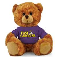 East Carolina Pirates Stuffed Bear