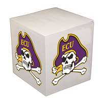 East Carolina Pirates Sticky Note Memo Cube - 550 Sheets
