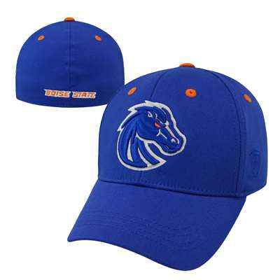 2fd079a57d62c Boise State Broncos Top of the World Rookie One-Fit Youth Hat