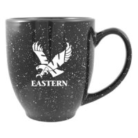 Eastern Washington Eagles 16oz Ceramic Bistro Coffee Mug