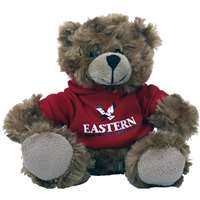 Eastern Washington Eagles Hoodie Stuffed Bear