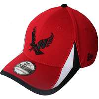 Eastern Washington Eagles New Era 39Thirty Training Camp Hat