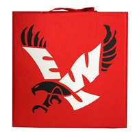 Eastern Washington Eagles Stadium Seat Cushion