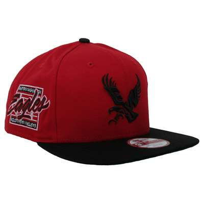 Eastern Washington Eagles New Era 9Fifty Snap Back Hat