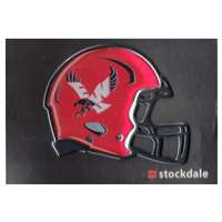 Eastern Washington Eagles Auto Emblem - Helmet
