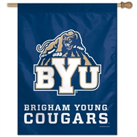 Byu Banner/vertical Flag 27