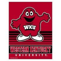 Western Kentucky Banner/vertical Flag 27