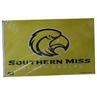 Southern Mississippi 3 X 5 Flag