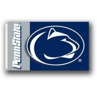 Penn State Nittany Lions 3x5 Single Sided Flag