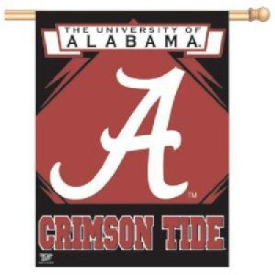 Alabama Banner/vertical Flag 27