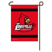 "Louisville Garden Flag By Wincraft 11"" X 15"""