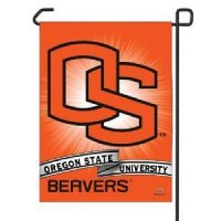 "Oregon State Garden Flag By Wincraft 11"" X 15"""