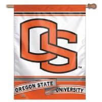 Oregon State Banner/vertical Flag 27