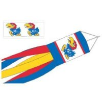 Kansas Jayhawks Windsock 57""