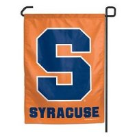 Syracuse Garden Flag By Wincraft 11