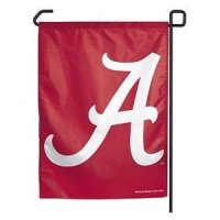 Alabama Garden Flag By Wincraft 11
