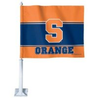 Syracuse Car Flag