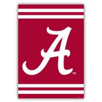 Alabama Crimson Tide House Flag - 2 Sided