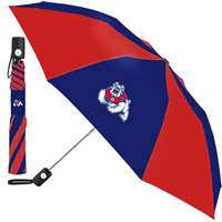 Fresno State Bulldogs Umbrella - Auto Folding