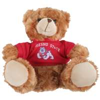 Fresno State Bulldogs Stuffed Bear